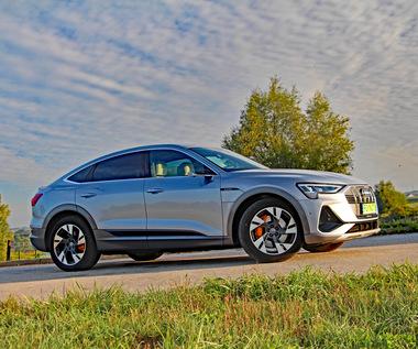 Audi e-tron Sportback - style meets the environment