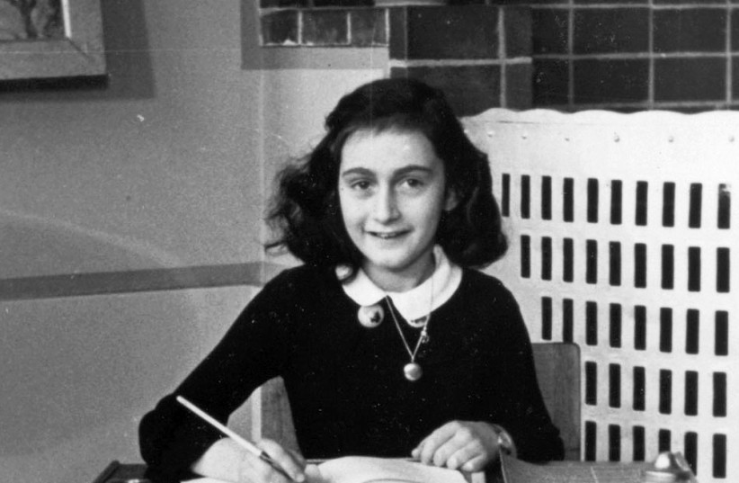 """""""#AnneFrank"""" and other films commemorate the Holocaust"""