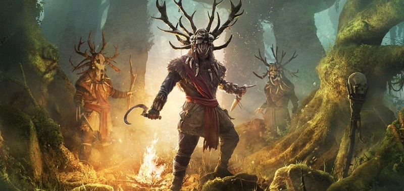 Assassin's Creed Valhalla Wrath of the Druids will appear later.  Ubisoft postpones story premiere