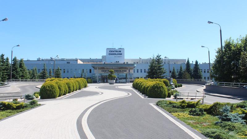 Award-winning Polish tumor centers