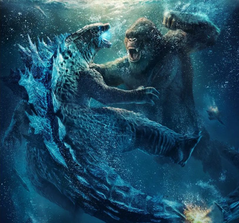 """Box Office USA: """"Godzilla vs. Kong"""" with a record of times of the pandemic"""