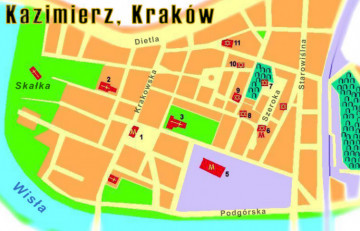 Climate district - Kraków - Wiadomo Kci will be established in Krakow