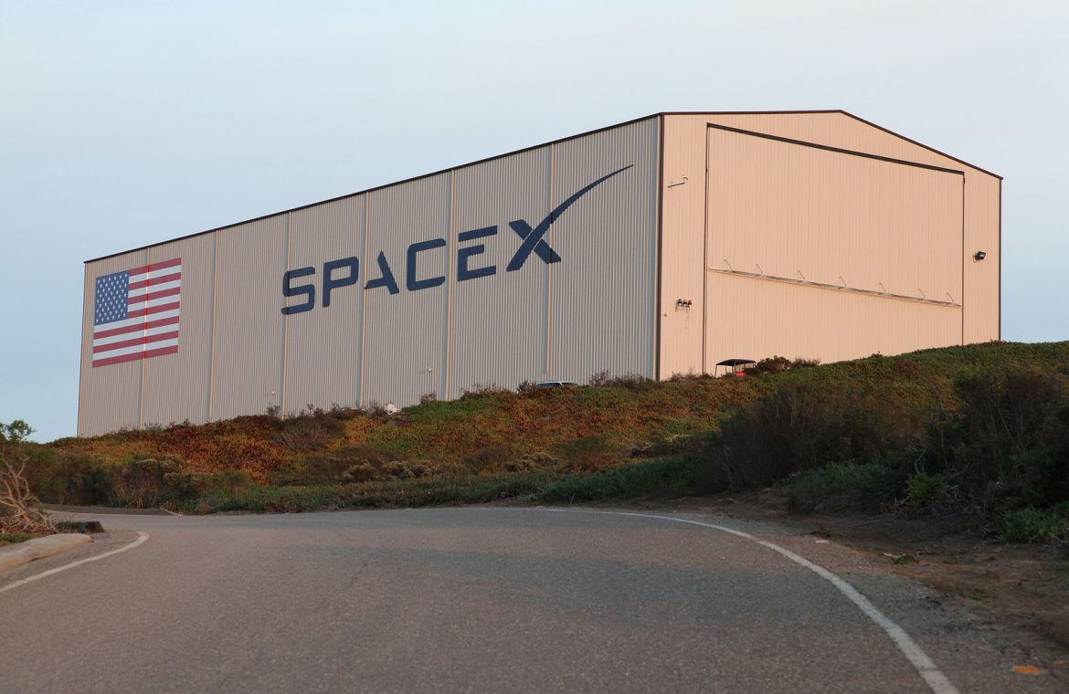 Defeated Elon Musk's security.  Youtuber broke into SpaceX