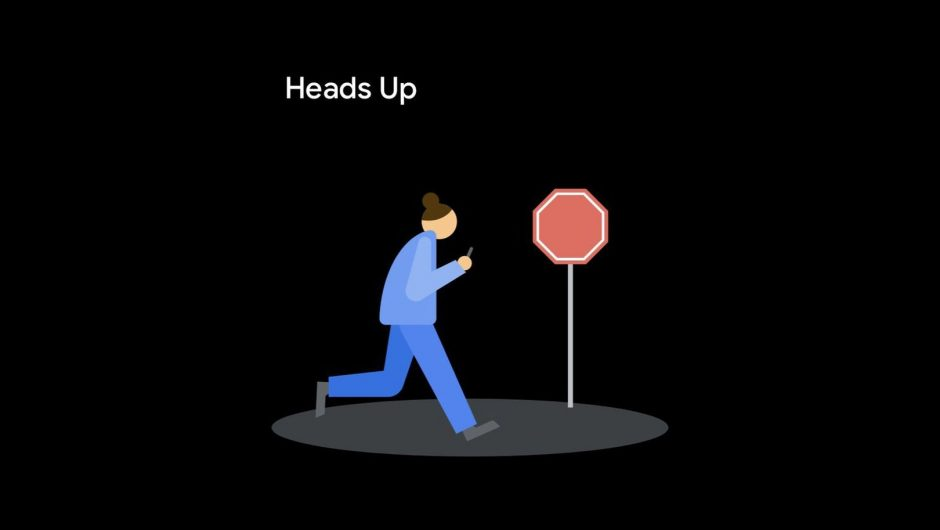 Google introduces Heads Up to Android