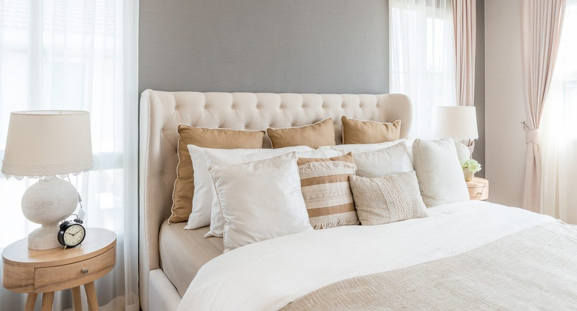 How to arrange a bedroom?  Check out how to set up the perfect bedroom