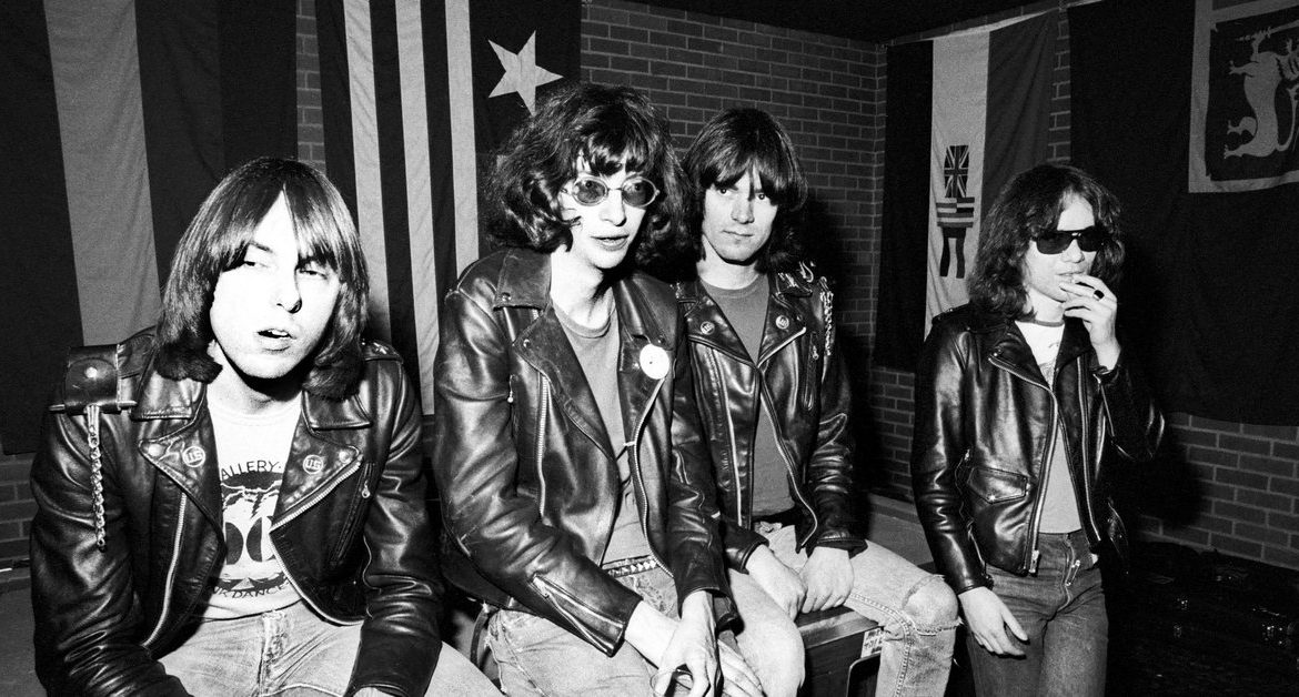 Netflix will be making a biopic about the Ramones singer