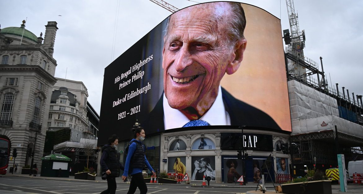 Prince Philip is dead.  BBC received 100,000 reports on relationship issues