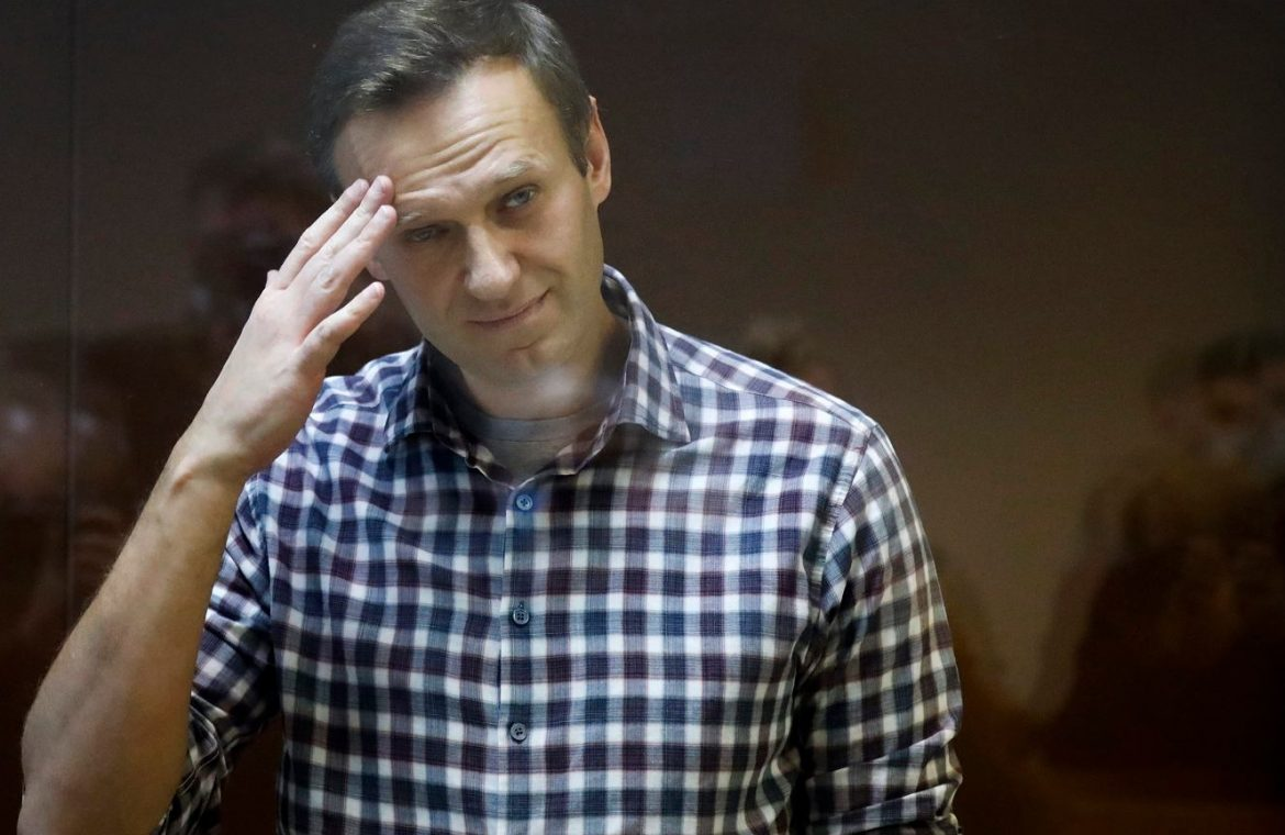 Russia.  Navalny has a fever and a cough.  Hospital colleagues with symptoms of tuberculosis |  world News