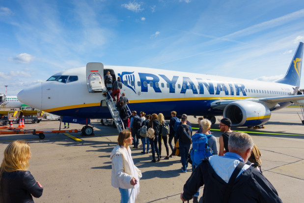 Ryanair: 17 summer routes from Katowice Airport
