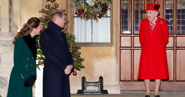 The couple who are the Hope of the Monarchy