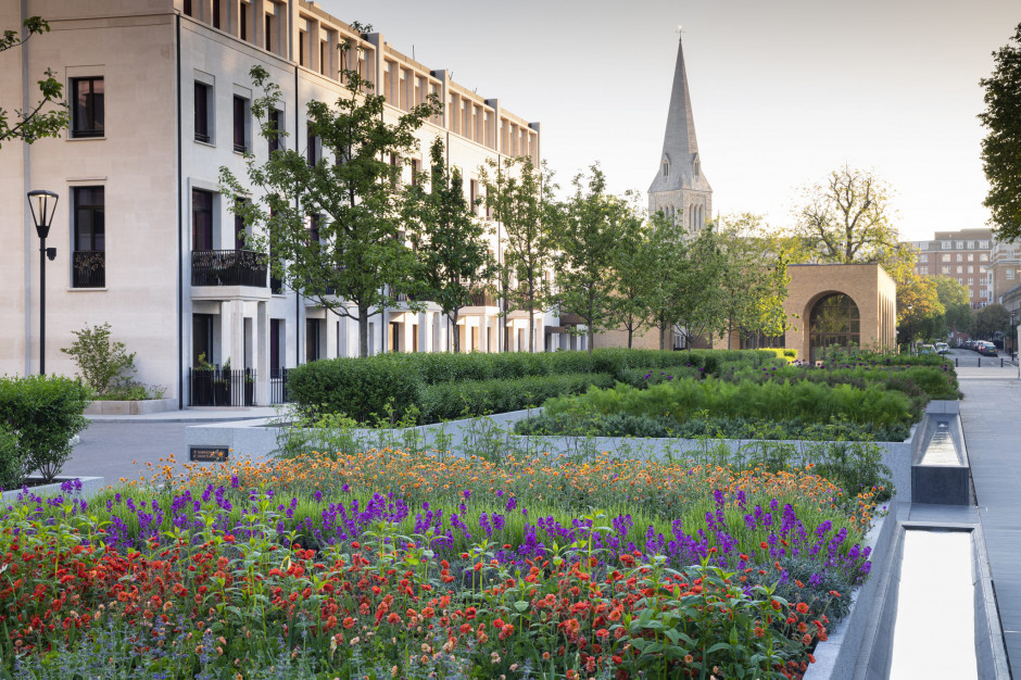 The former military headquarters turned into the most sustainable neighborhood in Europe