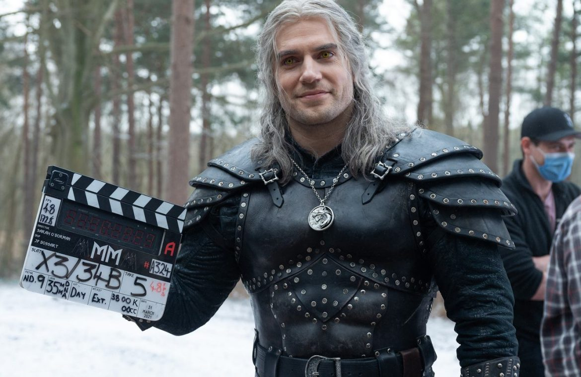 """The second season of """"The Witcher"""".  When is the first show?  Netflix has confirmed that work on the set has been completed"""
