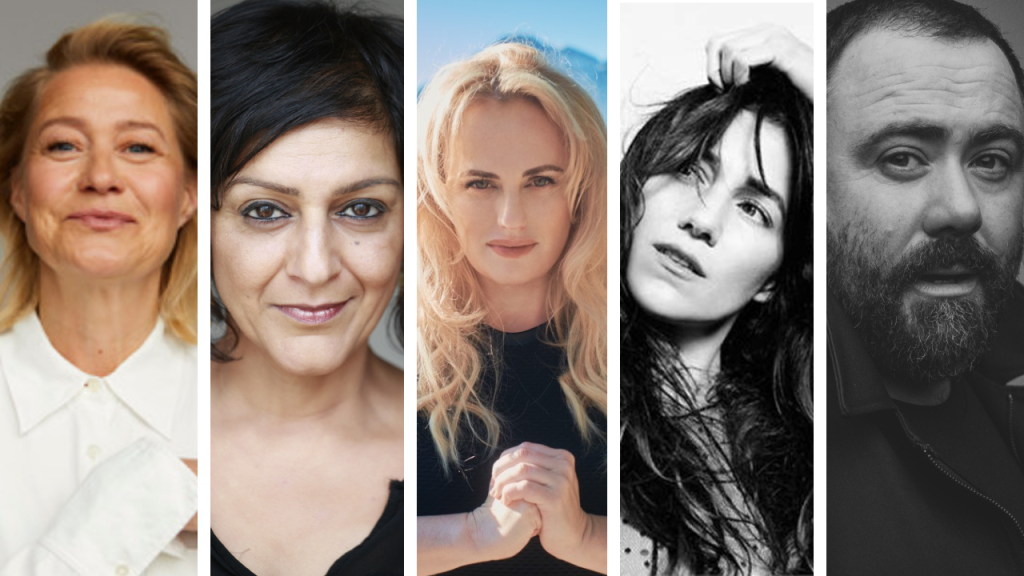 """Trine Dyrholm and Meera Syal Join """"Almond and Seahorse"""""""