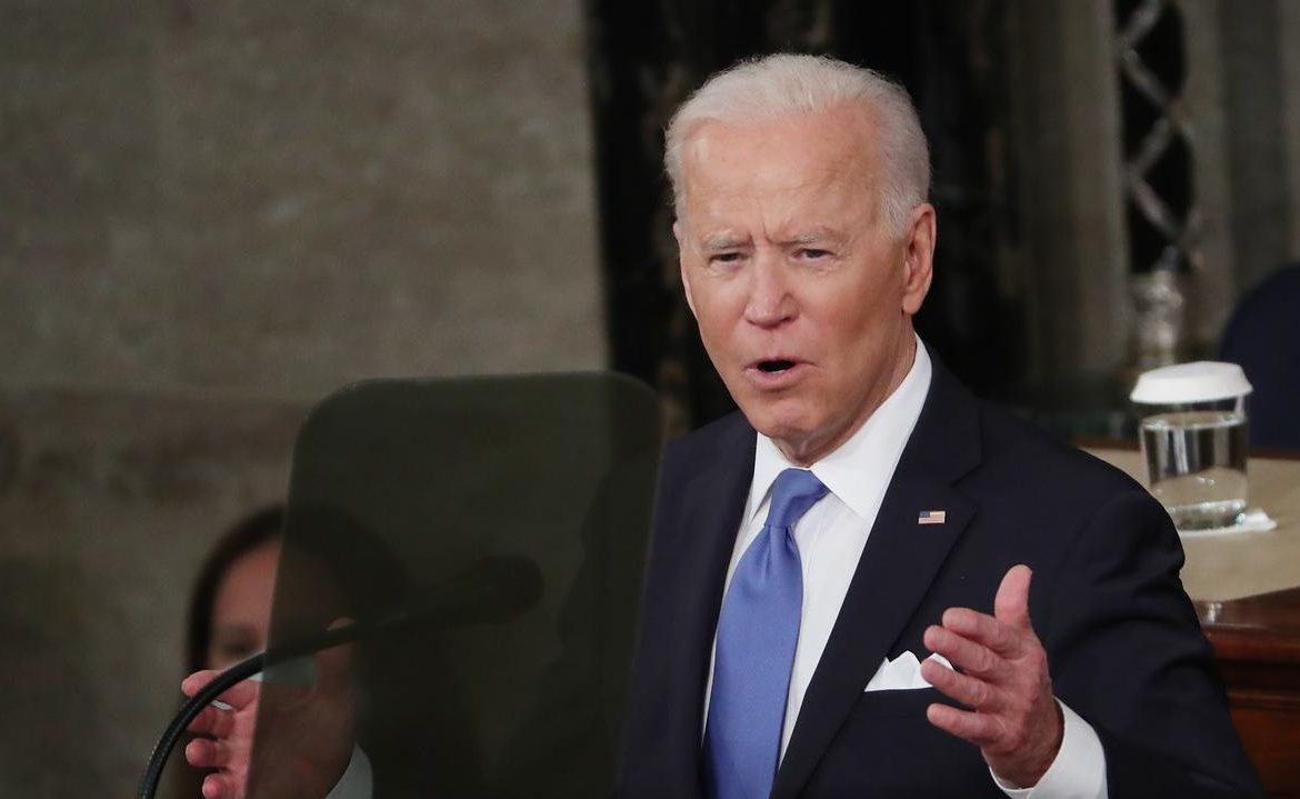 United States of America.  Joe Biden: I told Putin that we would not seek escalation, but the actions of the Kremlin would have consequences