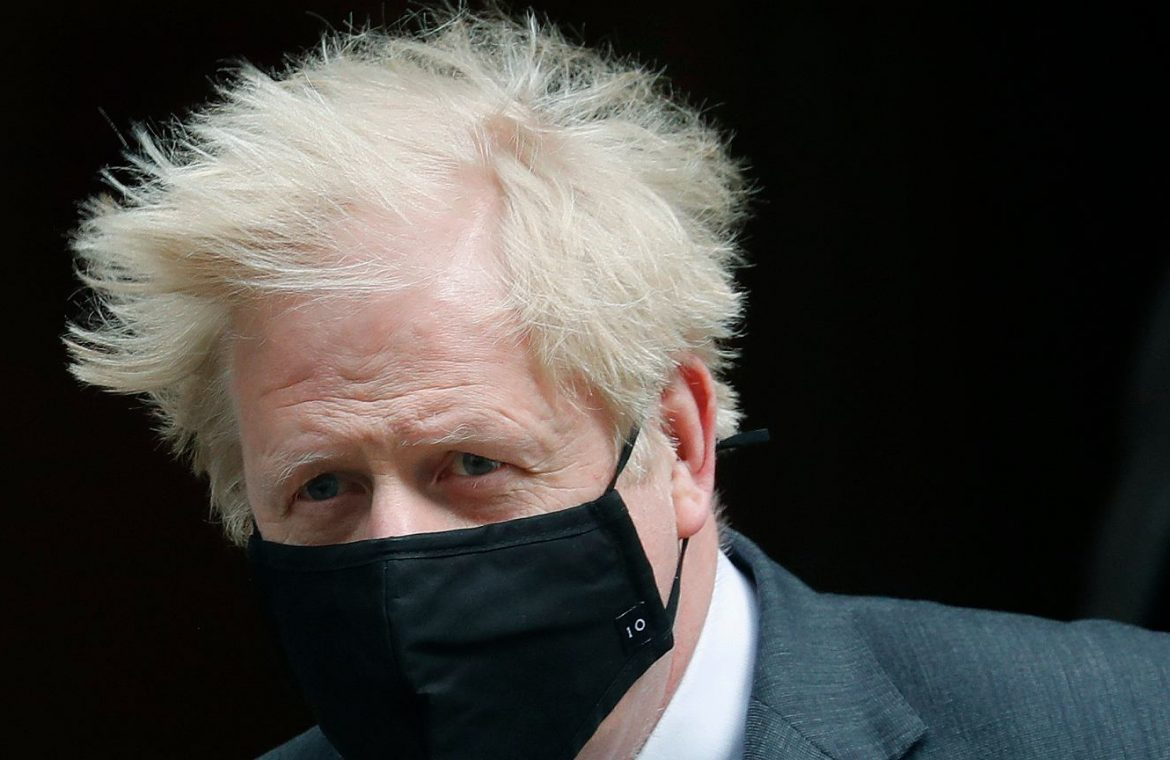 United kingdom.  Boris Johnson is in trouble.  The committee will investigate whether he committed the crime of telling the world