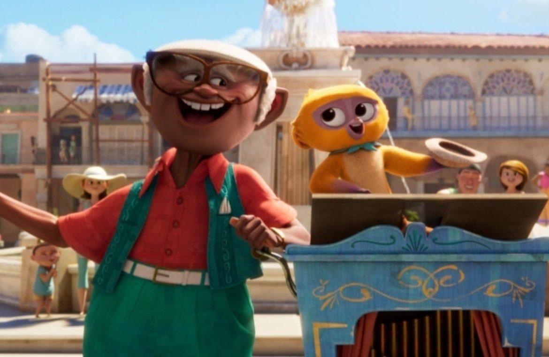 Vivo.  Animation preview as Lin-Manuel Miranda arrives on Netflix