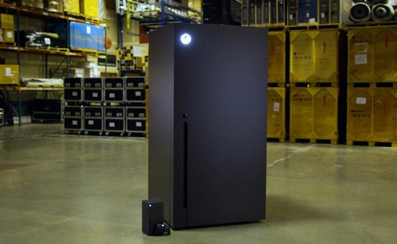 Xbox Series X cooler may go on sale [aktualizacja]