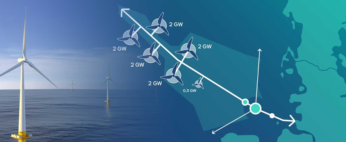 Germany plans to construct an offshore water pipeline from offshore wind farms