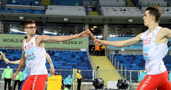 Athletics.  World Relay Championship.  The Poles did not advance to the 4x400m final