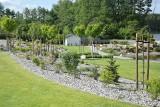 Home and garden of Stal Gorzów Highway racer Bartosz Zmarzlik in Kinice