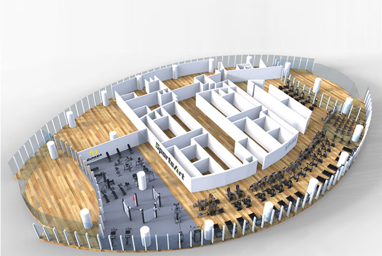Gym Spaces Decoration & Planning |  Jaworznik community portal - jaw.pl