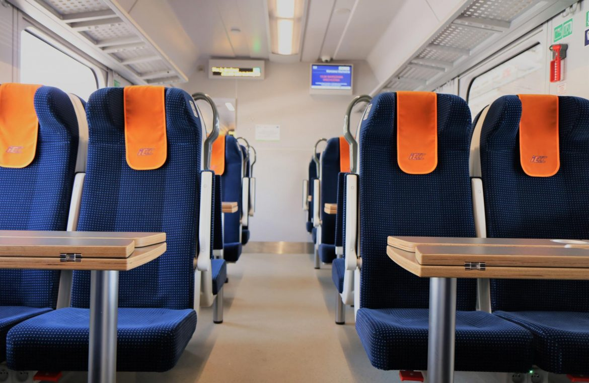 Coszaline.  Good news for those who use PKP services.  Comfortable trains will appear on the tracks