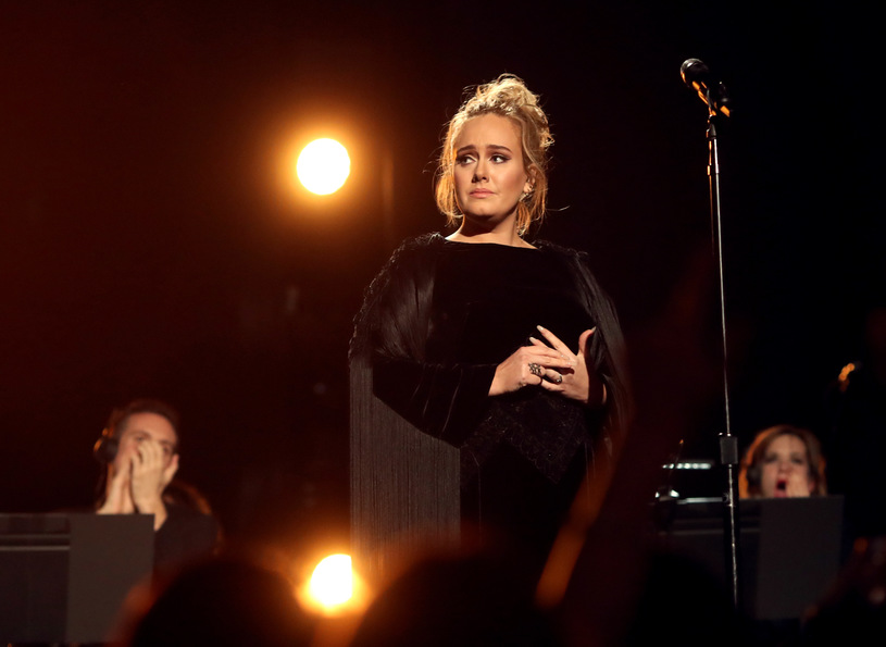 Adele / Christopher Polk / Getty Images