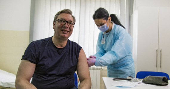 COVID-19 vaccination.  Serbia will pay the costs of the preparation