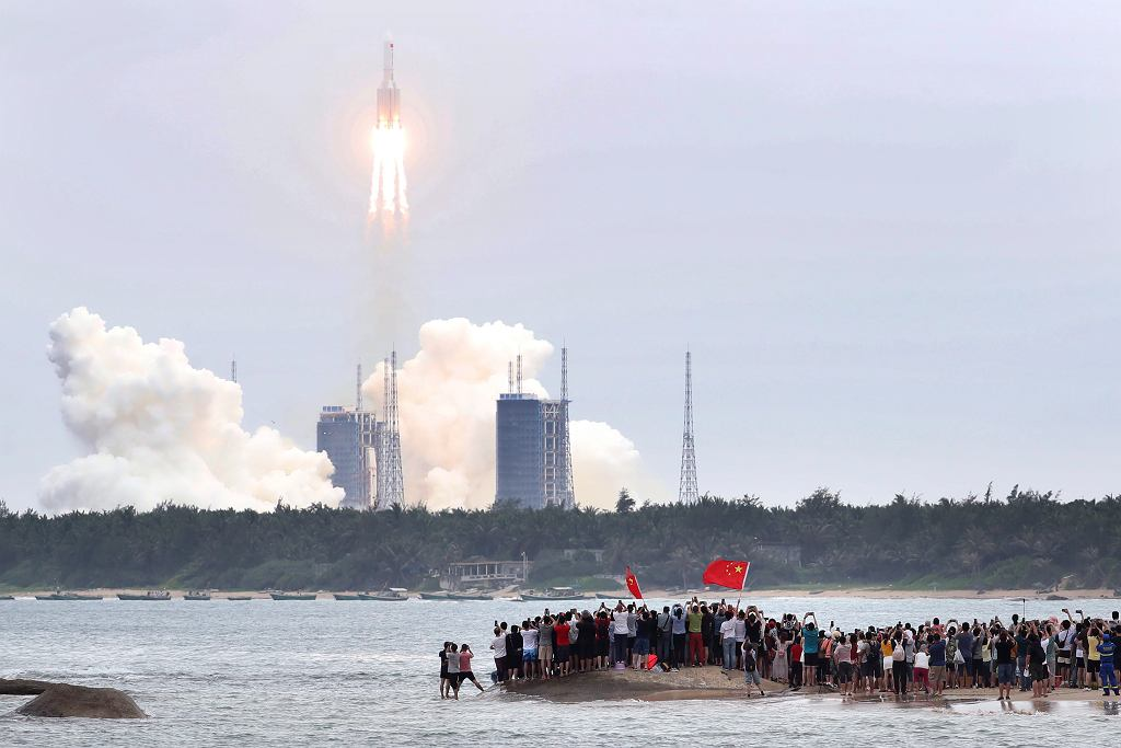 Chinese space station