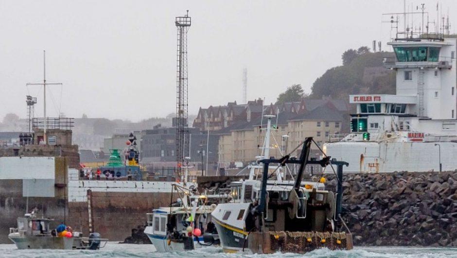 Konflikt na linii Wielka Brytania - Francja (fot. Getty Images)