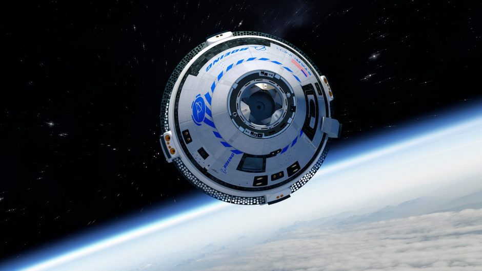 NASA says Boeing's Starliner is ready.  The history of the test flight into space is mentioned