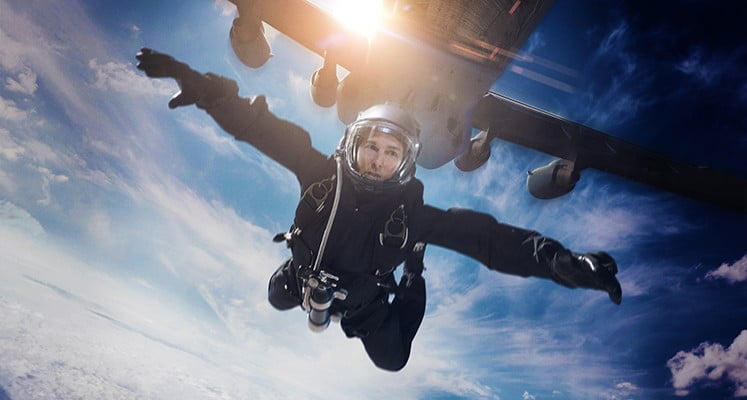 Mission: Impossible 7 - Tom Cruise will perform the most dangerous stunt of his career!