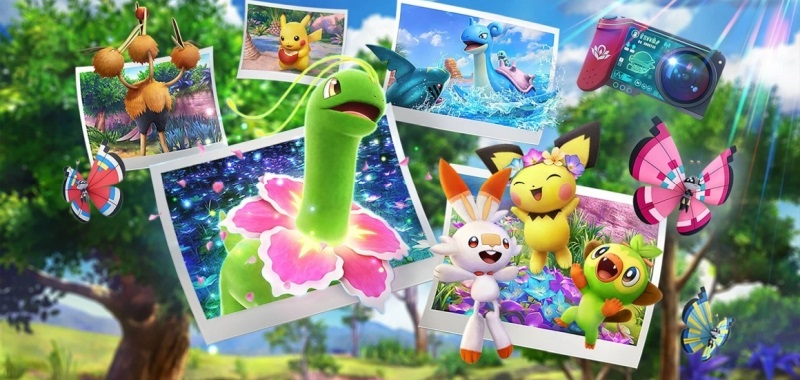 New Pokemon Snap - review and opinions about the game [Switch]