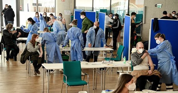 Germany: Record 1.35 million vaccinated against COVID-19 in one day
