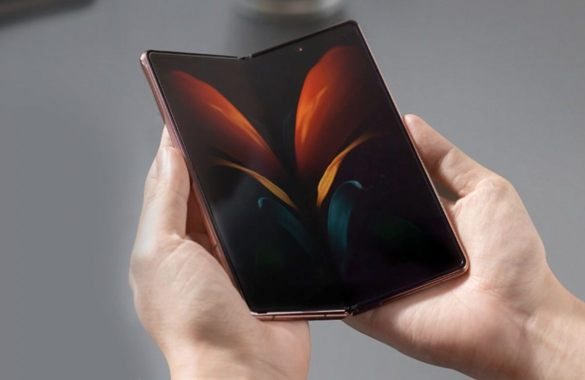 Galaxy Fold is just the beginning.  Samsung showed the future of smartphones