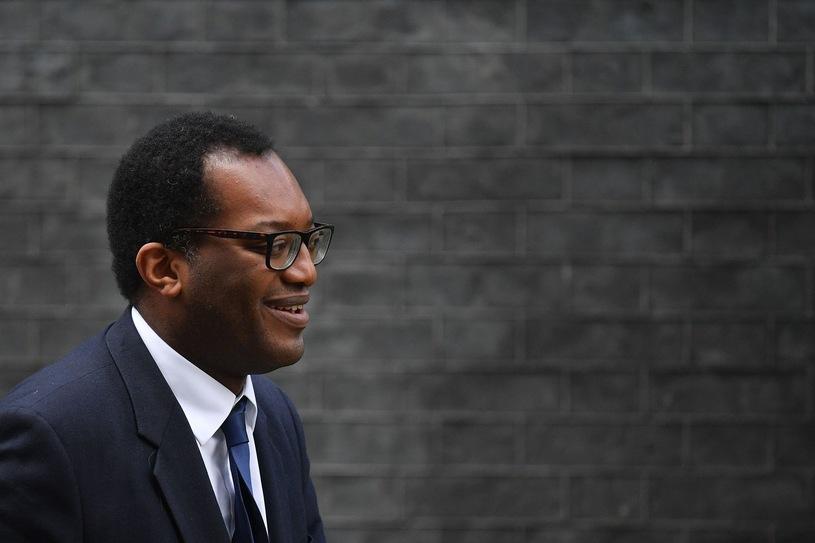 British Business Minister Cozy Quarting / Agence France-Presse