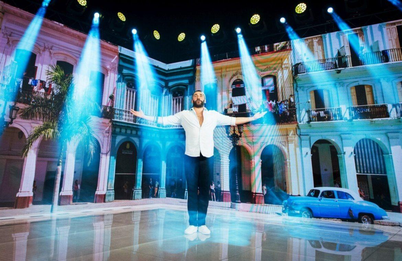 Online dance lessons with Rafai Masrak