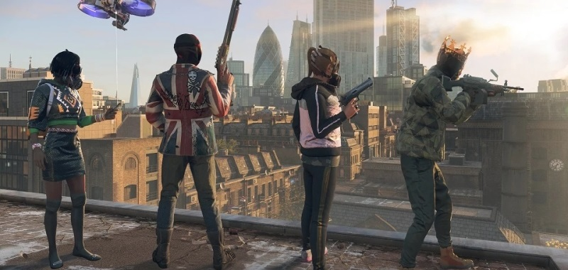 Watch Dogs Legion with next-generation update!  We know the date when Performance Mode was available