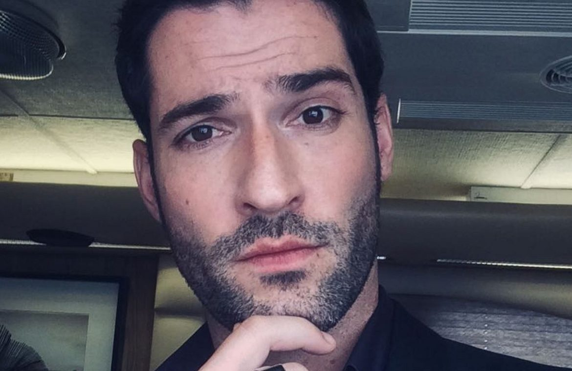 This is what Tom Ellis looked like 20 years ago.  Lucifer in the first TV role was unrecognizable