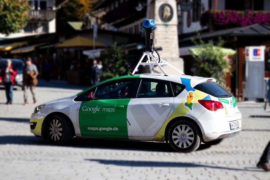 Google car will return to Pabianice - Pabianice