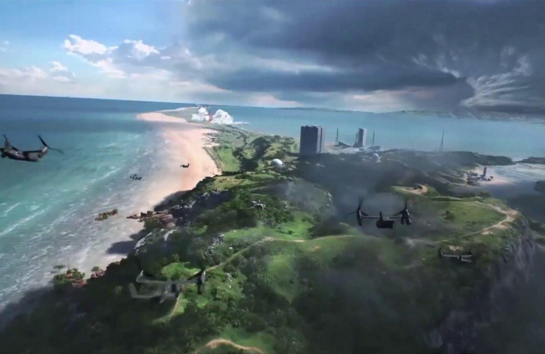 Battlefield 6 in the first screenshots