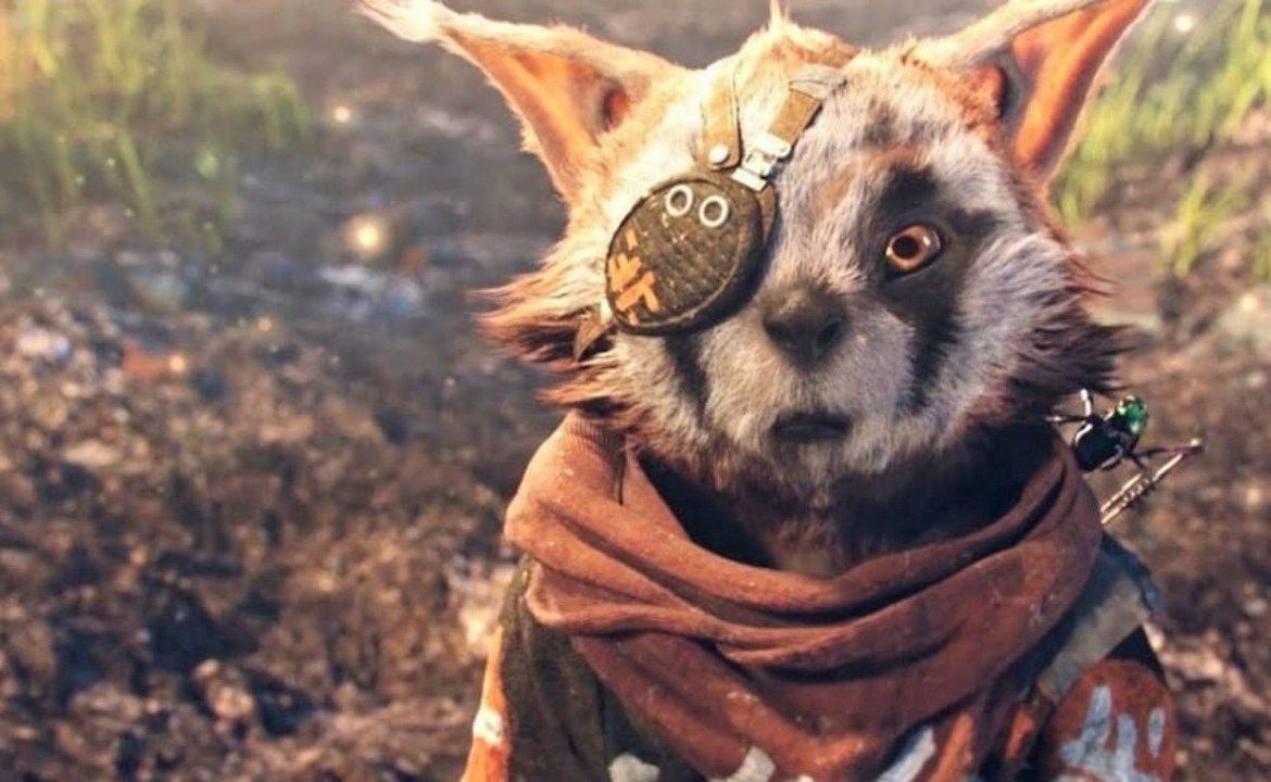Biomutant - See a character builder presentation