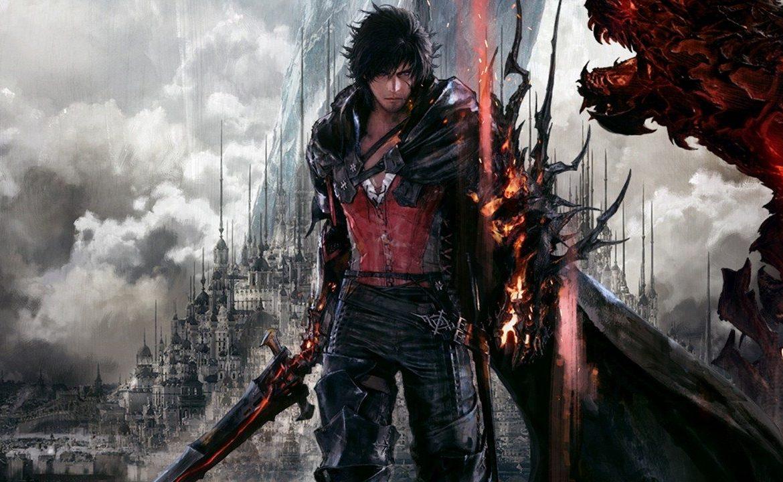 Final Fantasy exclusive ??  em na PS5.  Square Enix Na E3 2021