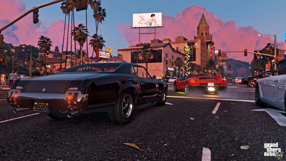 GTA 5 for PlayStation 5 and Xbox Series X is coming in November.  We'll wait for the sixth part