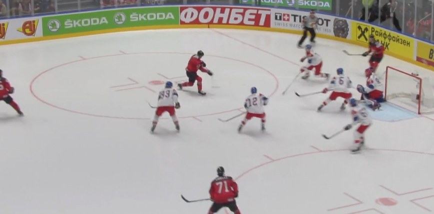 Hockey World Cup: Canada's First Victory!