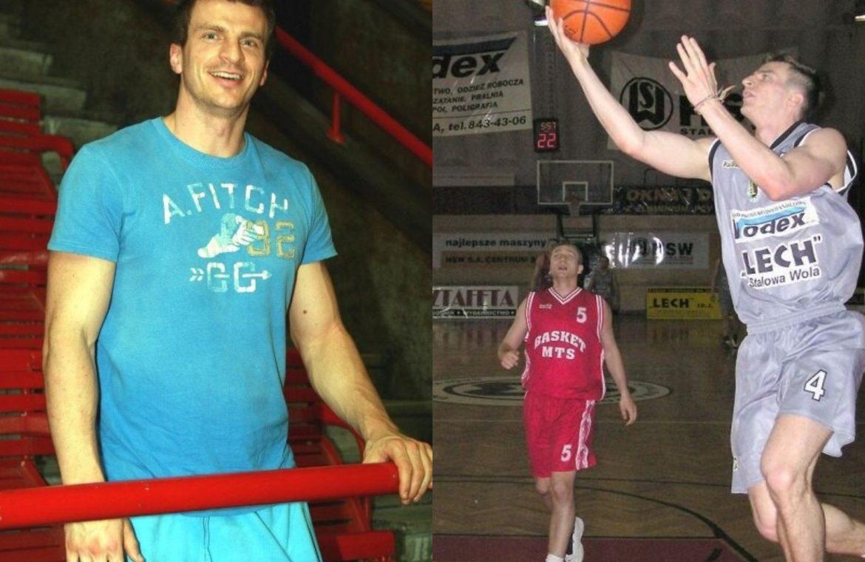 Jacek Jagódka, ex-basketball player Stalowa Wola invades Hollywood!  Collaboration with Angelina Jolie, Daniel Craig and Monica Bellucci!