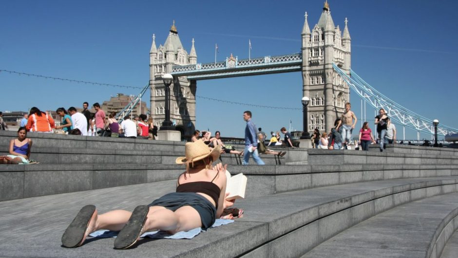"""Let's do London"" - the capital encourages the British to visit it"