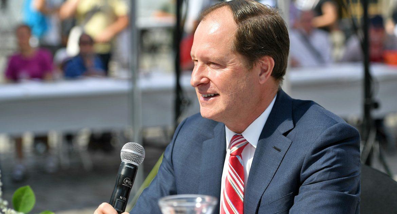 Mark Brzeziński is the US ambassador to Poland