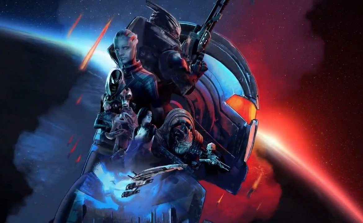 Mass Effect Legendary Edition - 01.01 patch detail and size