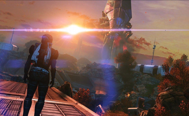 Mass Effect Legendary Edition - Steam party mod